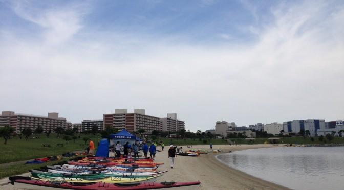 TOKYO CANOE FESTIVAL IN OTA 2015